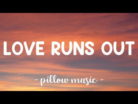 Love Runs Out - OneRepublic (Lyrics) 🎵