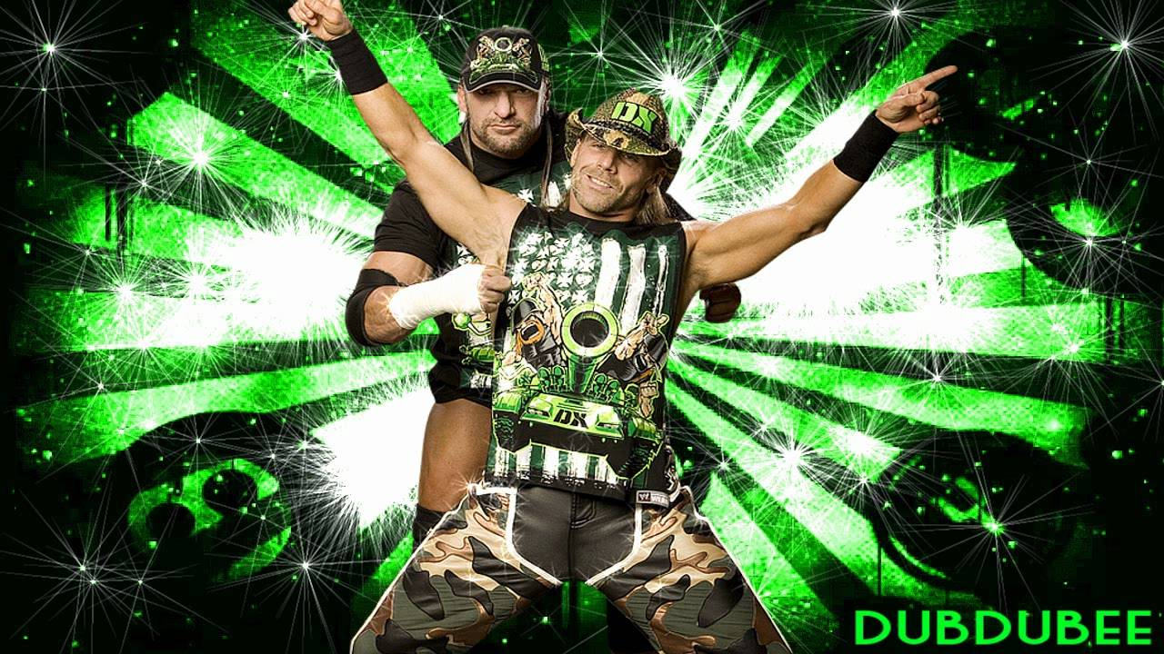 Wwe theme songs dx break it down 2007 2010 hq youtube - Dx images download ...