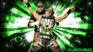 "WWE Theme Songs - DX ""Break It Down"" 2007-2010 [HQ]"