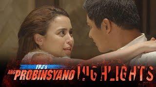 FPJ's Ang Probinsyano: Cardo and Alyana share an intimate moment