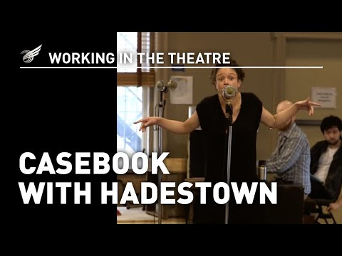 Working in the Theatre: Casebook