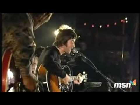 Noel Gallagher   Paris 28/11/06   Emotional Wonderwall