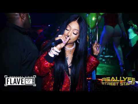 #ReallyfeStreetStarz - Trina Live at Onyx Dallas + Interview | Shot by @FlaveTV