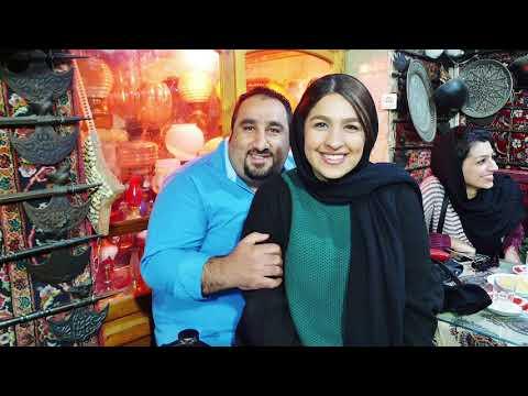 Bazaars and surroundings of Isfahan Iran