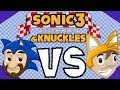 Race to Win - Sonic 3 & Knuckles Part 12 - Super Merry Ol' Bros.
