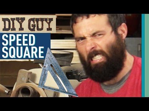 DIY Guy: Speed Square