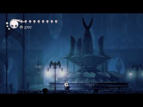 Hollow Knight Ambience - City of Tears (with rain)