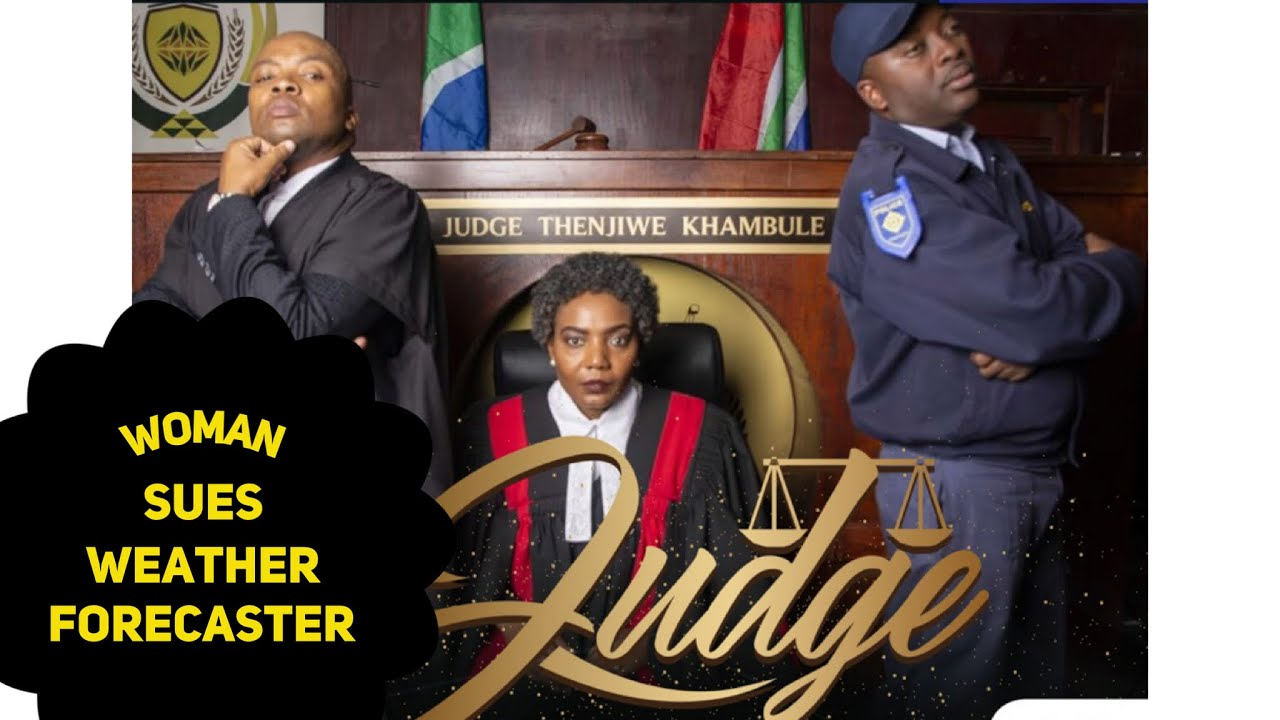 Court 10 with Judge Thenjiwe 