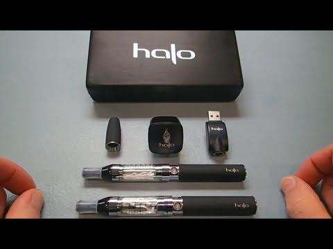 Halo Cigs: Triton Starter Kit Review
