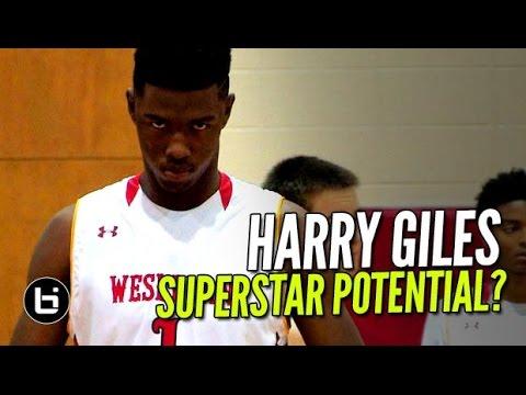 Harry Giles Ultimate Mixtape: Most Versatile Big Man at Duke.. Ever??