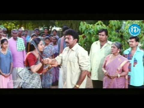 Manasunna Maaraju Movie - Tanikella Bharani, Laya, Manorama, Rajasekhar Action Scene