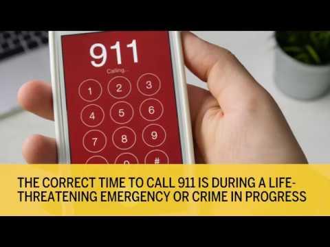 The most bizarre 911 calls