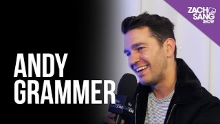 Andy Grammer I Backstage at the AMAs