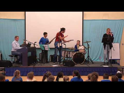 Yr 5 Drum And Bass Music Performance - 2019