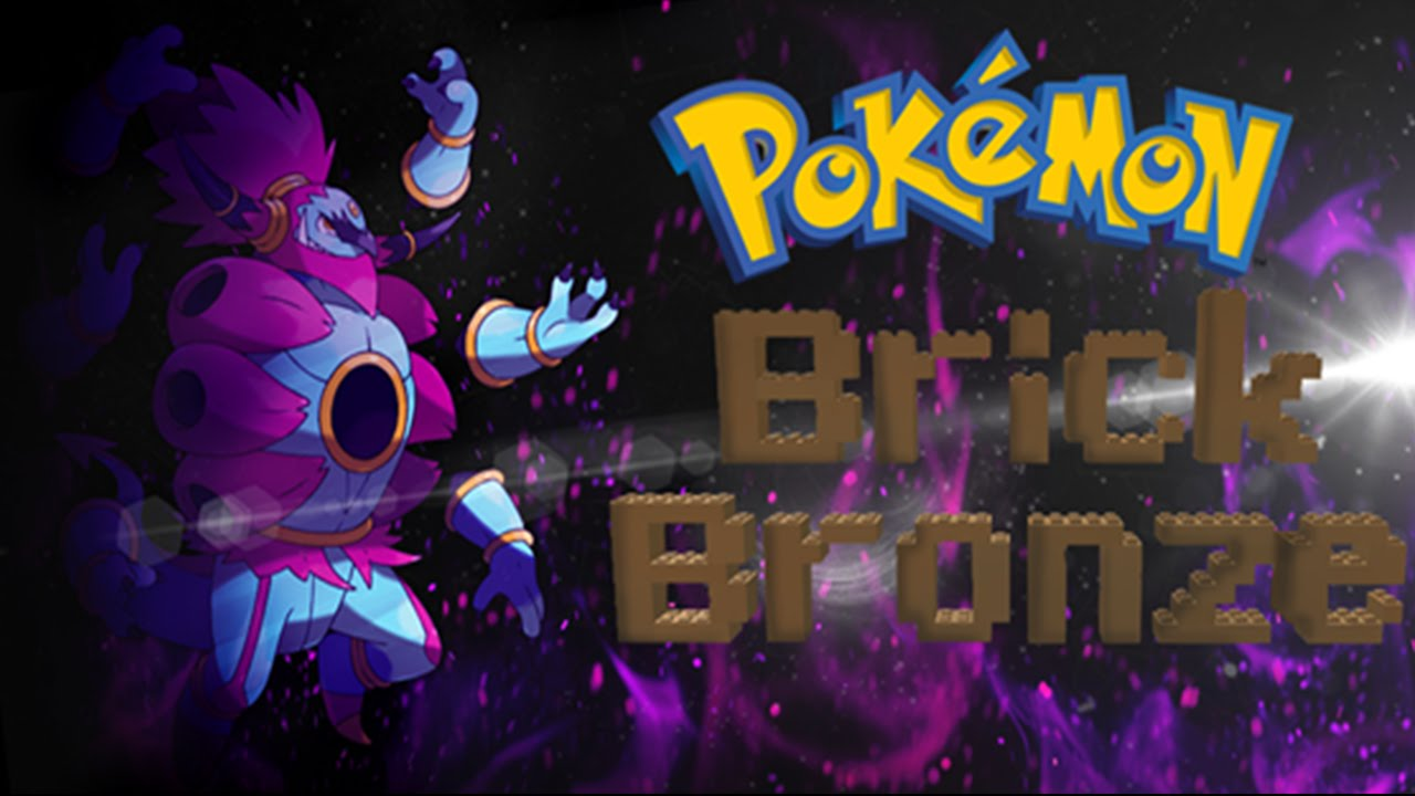 Roblox Pokemon Brick Bronze Ost Hoopa Battle Music Main Menu Music Youtube