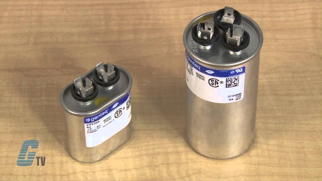 genteq gem iii series capacitors genteq gem iii series capacitors