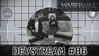 Warframe: Devstream #86 Обзор