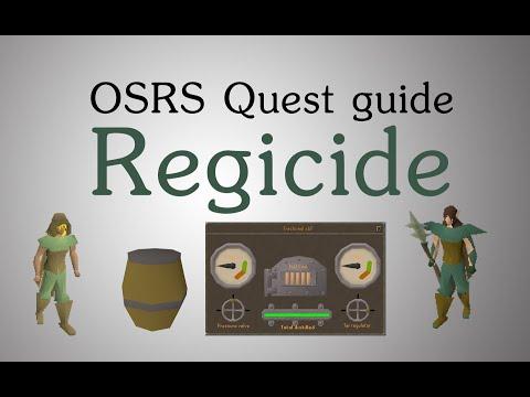 [OSRS] Regicide quest guide