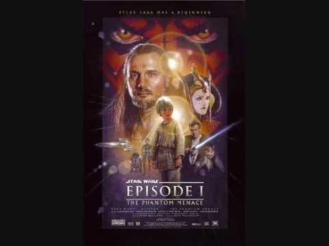 Star Wars and The Phantom Menace Soundtrack-02 Duel of the Fates