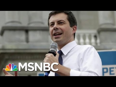 Mayor Pete Surges Ahead In Iowa Polling | Morning Joe | MSNBC