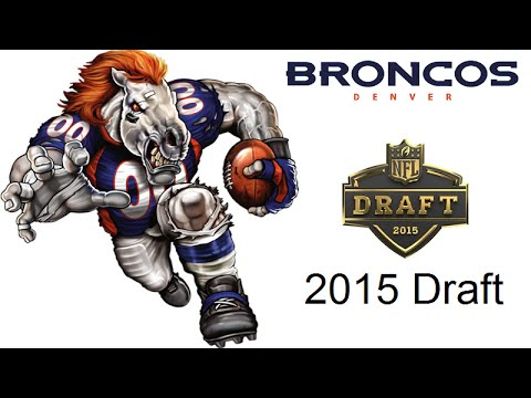 Denver Broncos 2015 Draft