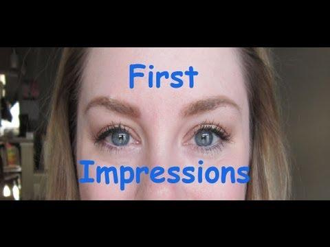 bdaf2cf2641 First Impression: Mary Kay Lash Love Length Mascara! - YouTube