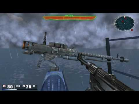 ÜberSoldier Part 7 HD Submarine