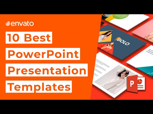 10 Best PowerPoint Templates for Presentations [2020]
