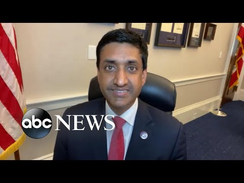 Progressive Rep. Ro Khanna discusses cuts to infrastructure bill