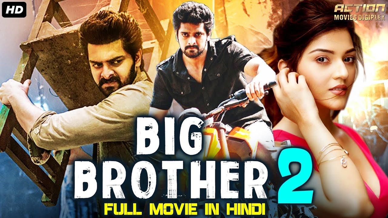 BIG BROTHER 2 - Hindi Dubbed Full Action Movie   Naga Shourya Movie Hindi Dubbed   Mehreen Pirzada