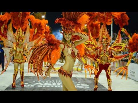 Chapulines colorados   Carnaval en Rosario 2015   Argentina  Comparsas   murgas