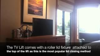 Wickaninnish Inn Tv Lift