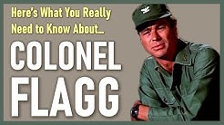 Here's What You Need To Know About Colonel Flagg From MASH