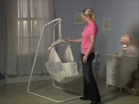 Medium image of amby baby hammock assembly   official video instructions