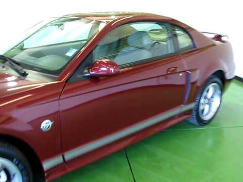 2004 Ford Mustang GT Deluxe V8 40th Anniversary Edition ...