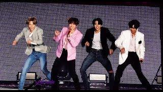 CHICKEN NOODLE SOUP LIVE !!! 191029 @ BTS 방탄소년단 Speak Yourself The Final Day 3 Seoul Concert Fancam
