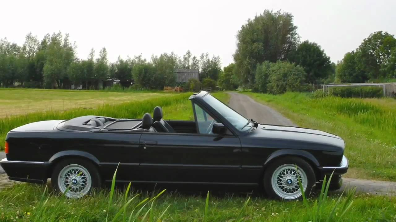 bmw e30 325i cabrio hd youtube. Black Bedroom Furniture Sets. Home Design Ideas