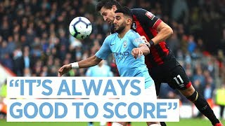 MAHREZ REACTION | Bournemouth 0-1 Man City | Premier League