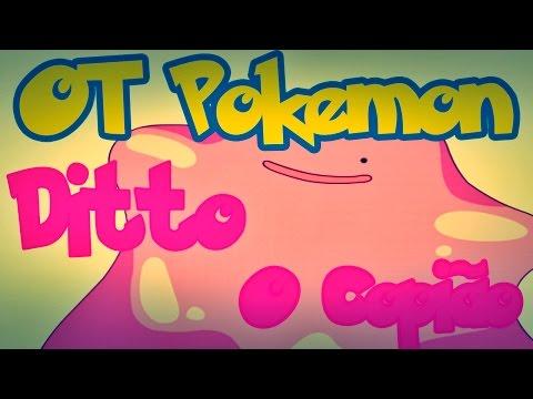 OT Pokémon - Testando o Ditto + Dicas