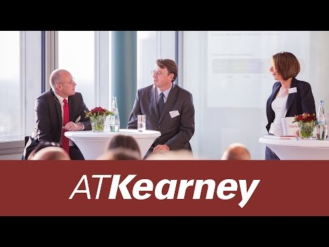 """A.T. Kearney: """"The Future of Strategy"""" - Buchvorstellung"""