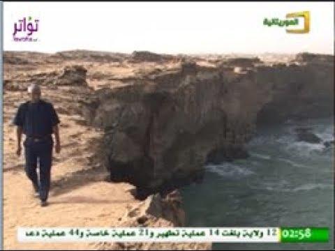 برنامج موريتانيا الأعماق - محمية عجول البحر في جزيرة الرأس الأبيض شمال مدينة نواذيبو