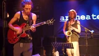 Mike Rauss Quartet - Swank (live at Artheater)