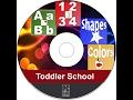 Toddler School - Complete Preschool Pre-K Educational Activities Learning Software