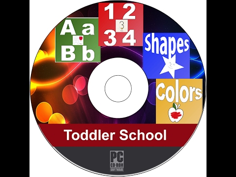 #Toddler School - Complete #Preschool Pre-K #Educational Activities Learning Software
