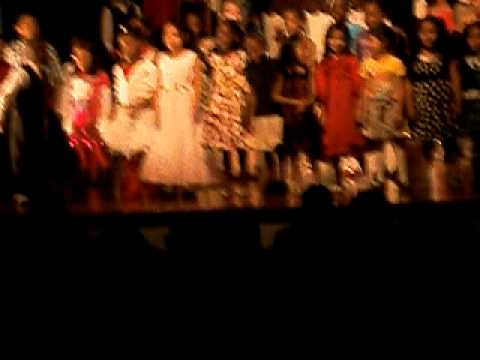 CHRISTMAS SHOW AT MANATEE ELEMENTARY SCHOOL  BRADENTON FL #1