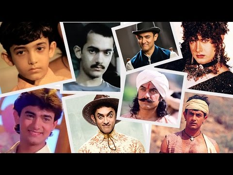 Aamir Khan's 50th Birthday Special: Koimoi Maps His Journey From 1973