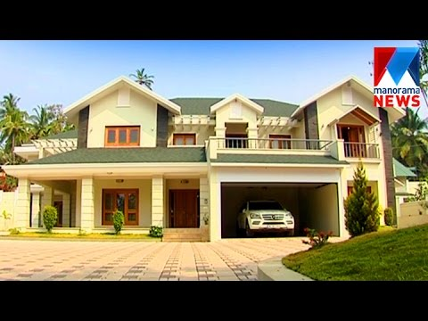 Fathah | Colonial and contemporary style house | Veedu | Old episode | Manorama News