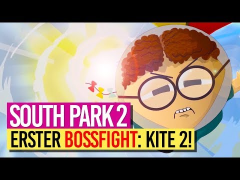 SOUTH PARK 2 💨 003: BOSSFIGHT - Der Alternative KITE
