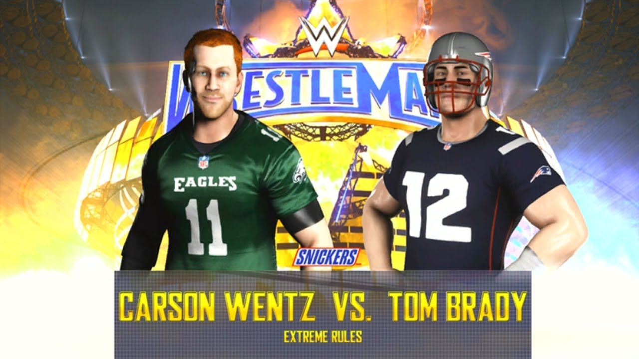 best service 27349 48bfc Super Bowl 52 - [Tom Brady vs Carson Wentz] - Philadelphia Eagles vs New  England Patriots