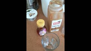 Cinnamon Honey Water-Weight loss Miracle